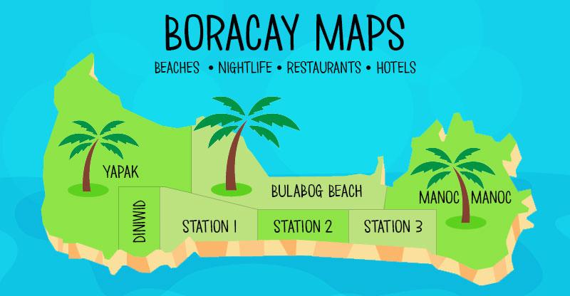 boracay_beach map