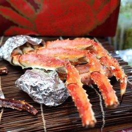 Giant crabs, anyone?