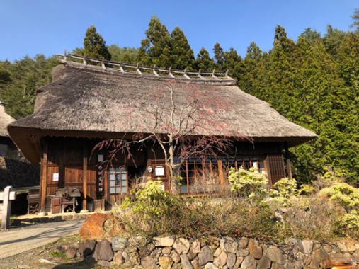 The village is filled with traditional craft shops and restaurants, giving you a run for the authentic old Japan experience (Photo Credit: Yvonne Z.)