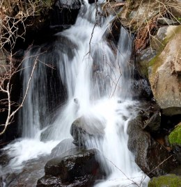 Mesmerising waterfall.