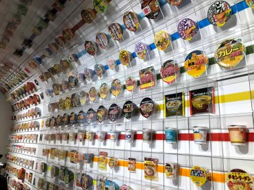 800 types of instant noodles